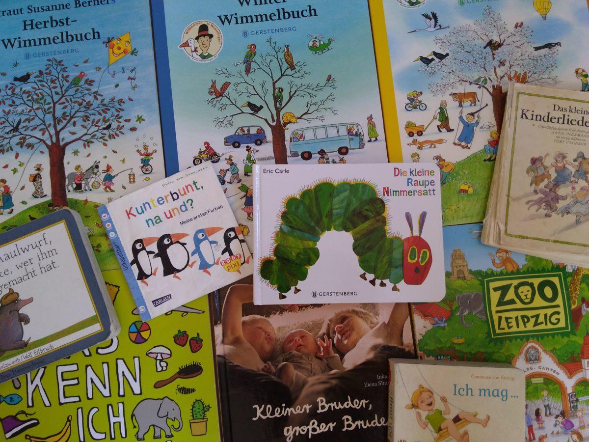 Im letzten Jahr geliebt: Kinderbücher